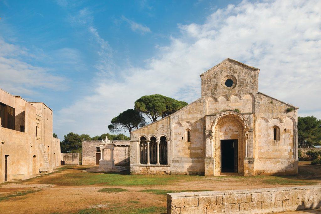 Abbazia di Santa Maria Cerrate, Salento, Puglia
